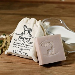 OLIVOS luxusní mýdlo s koňským mlékem