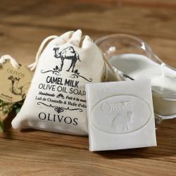 OLIVOS luxusní mýdlo s velbloudím mlékem