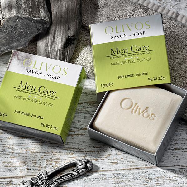 Men Care luxusní pánské mýdlo