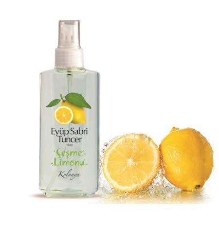 Antibakteriální sprej na ruce Češme citrón, 150 ml