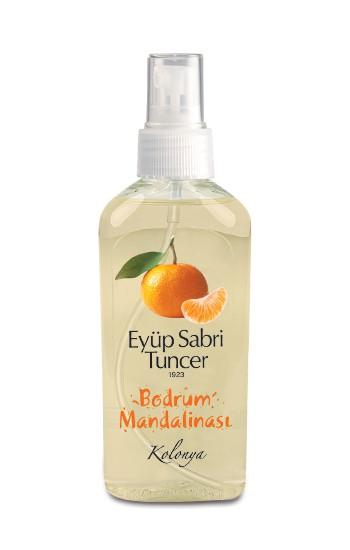 Antibakteriální sprej na ruce Bodrum Mandarinka, 150 ml