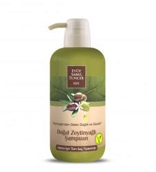 šampon na vlasy se 100% olivovým olejem