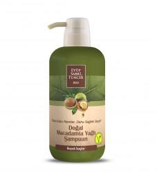 šampon na vlasy se 100% makadamovým olejem