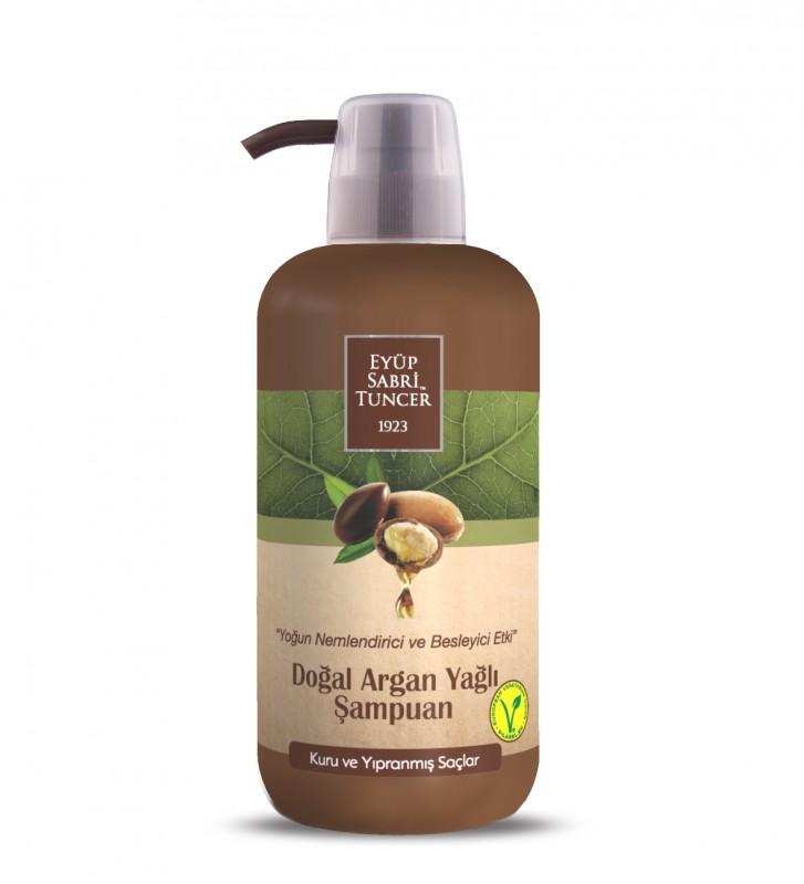 šampon na vlasy se 100% arganovým olejem