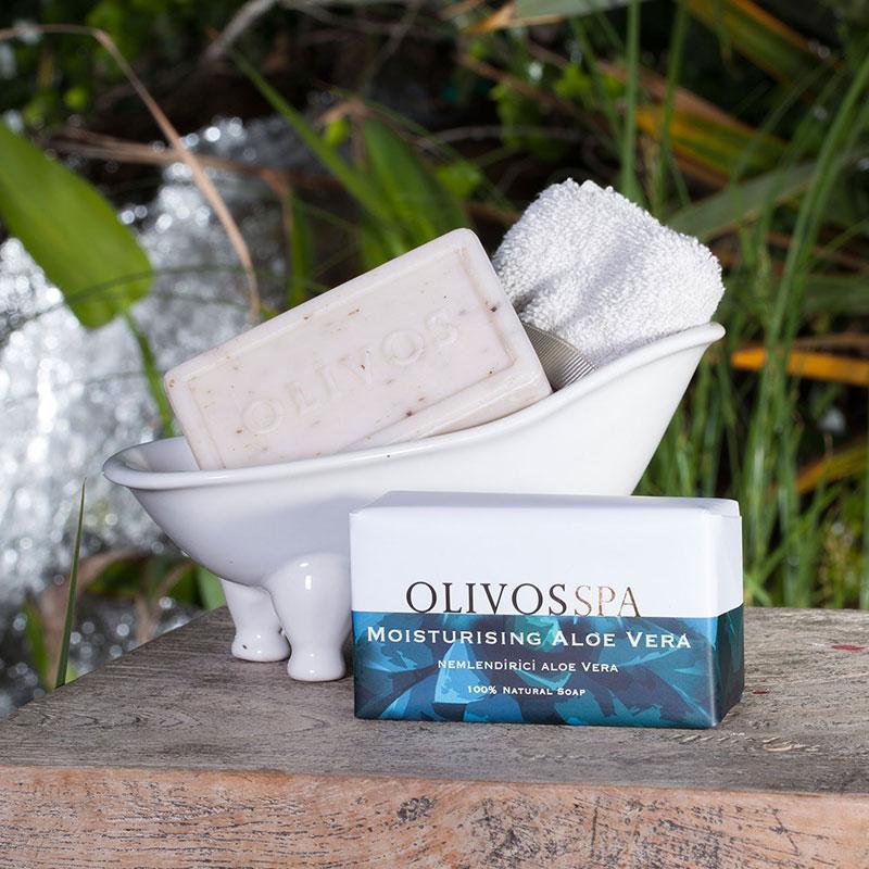 Mýdlo Olivos - Aloe Vera