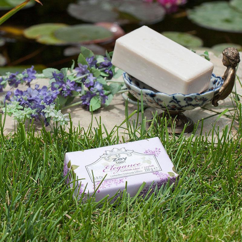 Přírodní mýdlo ZEYTEEN - Turkish Lilac